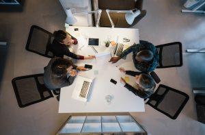 marketing-desk-planning