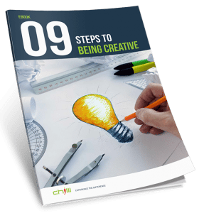 9 Steps to Being Creative
