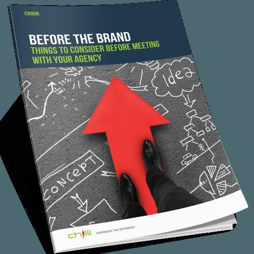 Before The Brand Inbound Marketing Ebook