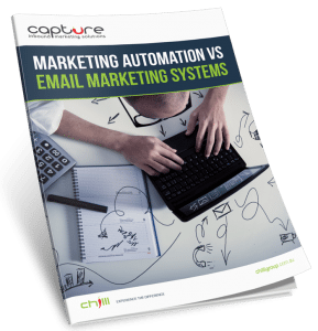 Marketing Automation Vs Email Marketing Systems